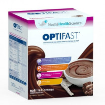 Optifast Natillas Chocolate 9sobres