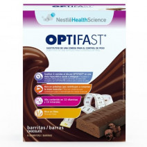Optifast Barritas Chocolate 6u
