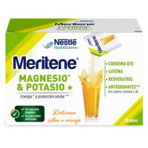 Meritene Regeneris Sobres Sabor Naranja, 20Udsx4,2g
