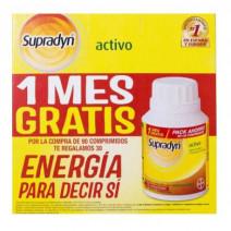 Supradyn Activo 120 Comprimidos, GRATIS 1 Mes