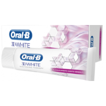 Oral B 3D White Whitening Therapy Blanqueante Dientes Sensibles, 75 ml