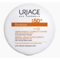 URIAGE BARIESUN SPF 50+ CREMA MINERALE COMPACTA CON COL DORE 10 G