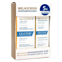 Melascreen Despigmentante 30ml + Crema Ligera 40ml