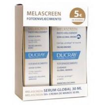 Melascreen Serum 30ml + Manos 50+ 50ml