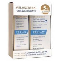 Melascreen Crema Noche 50ml + Manos 50+ 50ml