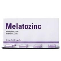 Melatozinc 60 capsulas