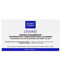 MARTIDERM LEGVASS PARCHES TRANSDERMICOS REAFIRMA 3 PARCHES