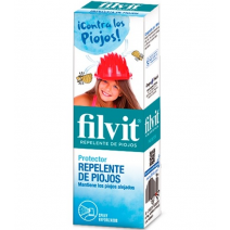Filvit Repelente de Piojos Spray 125ml