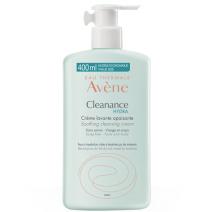 AVENE CLEANANCE HYDRA CREMA LIMPIADORA 400 ML