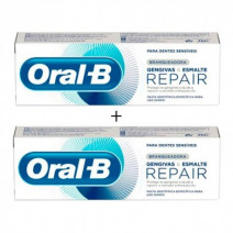 ORAL B DUPLO REPAIR BLANQUEADORA 2X125 ML