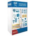 Oral B Teen PACK Primera Comunión Cepillo Sensi Ultrathin Bluetooth + Reca Ortho Care