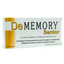 Dememory Senior, 30 caps