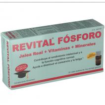 Revital Fósforo 20 viales