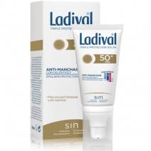 Ladival Acción Antimanchas SPF50+  50ml