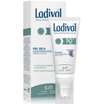Ladival Crema  Piel Seca SPF50+ + Regalo Stick Labial SPF15