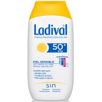 Ladival Piel Sensible Alergica Gel-Crema SPF50+ , 200ml