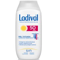Ladival Piel Tatuada Locion SPF50+ , 200ml