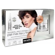 Sensilis COFRE Origin Pro Egf-5 30 ampollas+ REGALO Crema 30 ml