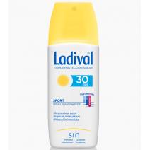 Ladival Sport Spray Transparente SPF30, 150ml