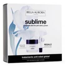 Bella Aurora PACK Sublime Crema Dia 50 ml+ REGALO Sublime Ojos 15 ml