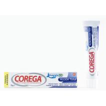 Corega Accion Total Crema Fijadora Adhesiva Protectora, 70 g