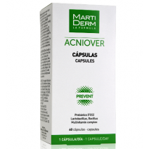 Martiderm Acniover, 60 capsulas