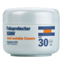 Isdin Fotoprotector Extrem SPF30 Crema Facial Antiarrugas, 50ml
