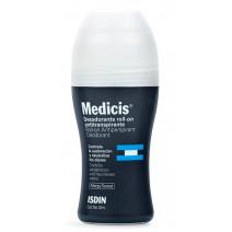 Isdin Medicis Desodorante Roll-on, 50ml