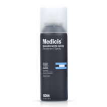 Isdin Medicis Desodorante Natural Spray, 100ml