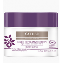 CATTIER GEL EXFOLIANTE CORPORAL ARCILLA PURPURA 200 ML