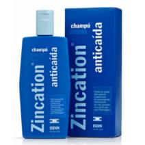 ISDIN CHAMPU ZINCATION ANTICAIDA 200 ML
