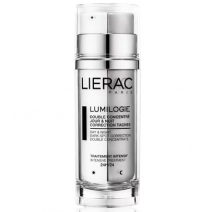 LIERAC LUMILOGIE DOBLE CONCENTRADO DIA Y NOCHE 30 ML