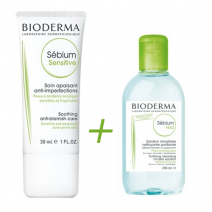 Bioderma Sebium Sensitive 30ml + Micelar 250ml