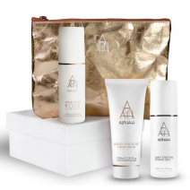 ALPHA H LIQUID GOLD ROSE LUXE HOLIDAY COLLENTION