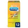 DUREX REAL FEEL PRESERVATIVO 12 U