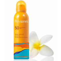 Polysianes Leche Sedosa Spray Solar SPF50+, 150ml