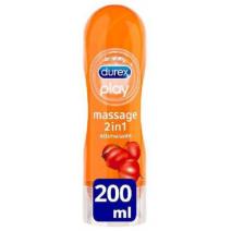 Durex Play Lubricante Intimo y Masaje 200 ml