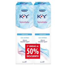 Ky Duplo Lubricante intimo 2x75 ml