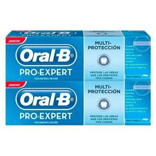 Oral B DuploPor-Expert Pasta Multiprotección 2 x 125ml