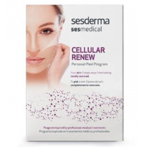 Sesderma Cellular Repair Personal Peel Program 8x4ml + 15ml + 30ml