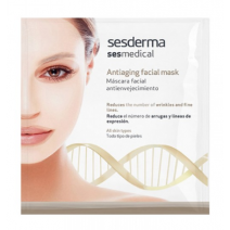 Sesderma Mascarilla Facial Antienvejecimiento, 1u
