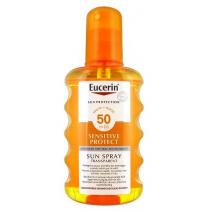 Eucerin Solar 50+ Spray Transparente 200ml