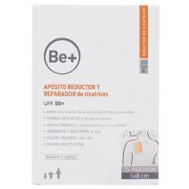 Be+ Aposito Reductor y Reparador de Cicatrices 5 X 8 cm, 5 u