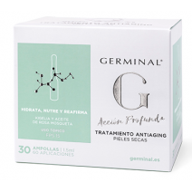 Germinal 3.0 Tratamiento Antiedad SPF15, 30 ampollas