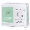 Germinal Acción Profunda ÁC. HIALURONICO, 30 ampollas x1ml