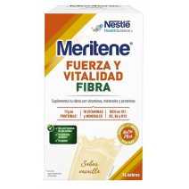 Meritene Active Senior Batidos Sabor Chocolate 15sobres