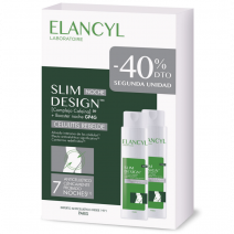 ELANCYL DUO SLIM DESIGN NOCHE 2X200 ML