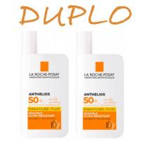 Anthelios Duplo Fluido Sin Perfume 50+ 2 x 50ml