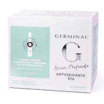 GERMINAL ACCION PROFUNDA ANTIOXIDANTE DIA 1 ML 30 AMPOLLAS