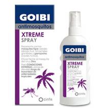 Goibi Extreme Tropical Repelente Antomosquitos Spray 75ml